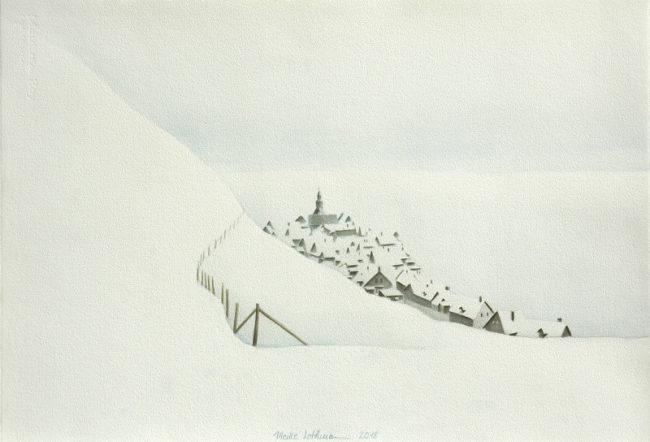 2018_Schwalenberg im Schnee